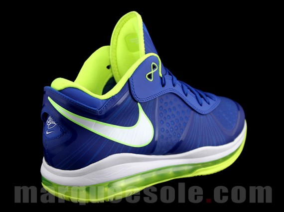 lebron 8 sprite. Nike LeBron 8 V2 Low