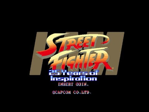 """I Am Street Fighter"" Documentary Celebrating 25 Yrs of Street Fighter"