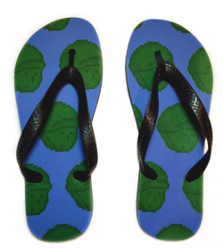 FlipFlops_Blue_Top