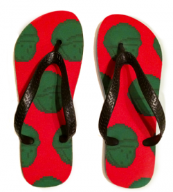 FlipFlops_Red_Top