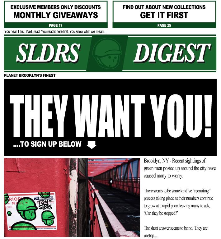 Sldrs Digest