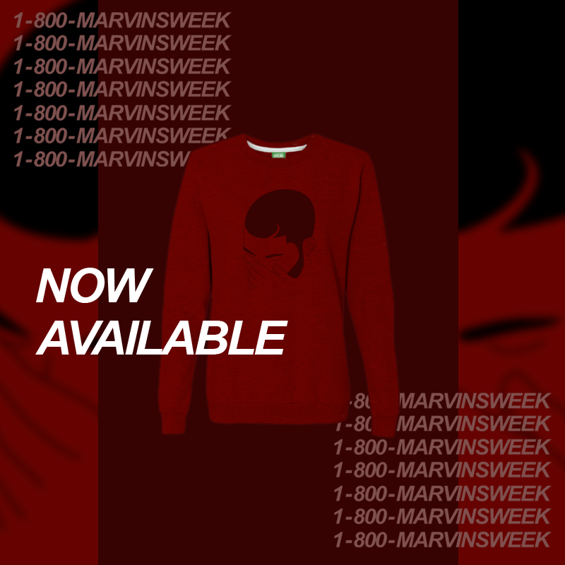Marvin's Week Crewneck Marvin's Room