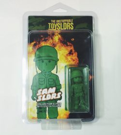 Sam Sldrs Action Figure