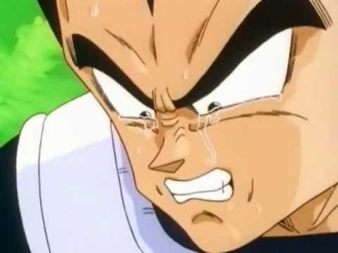 Vegeta was lowkey wack…