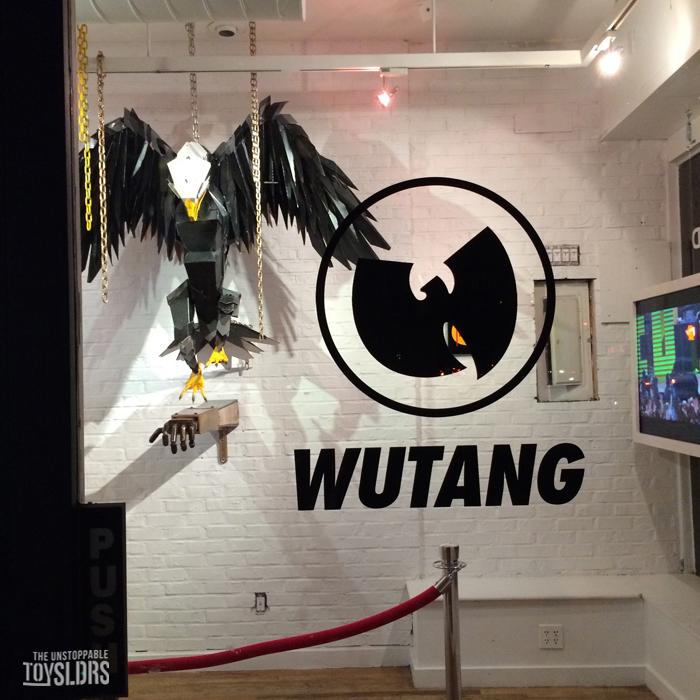 WU HA Exhibition.
