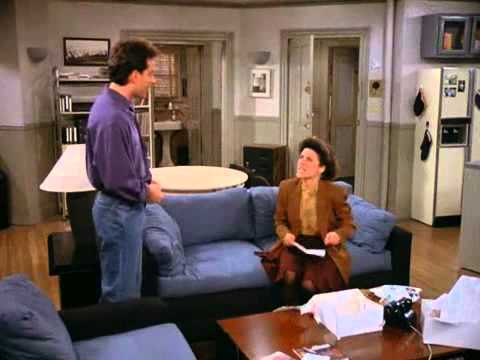 Life lessons w/ Seinfeld – Lesson 6