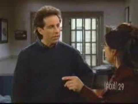 Life lessons w/ Seinfeld – Lesson 21