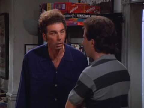 Life lessons w/ Seinfeld – Lesson 14