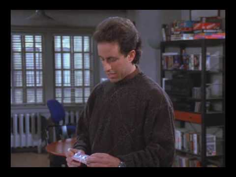 Life lessons w/ Seinfeld – Lesson 17