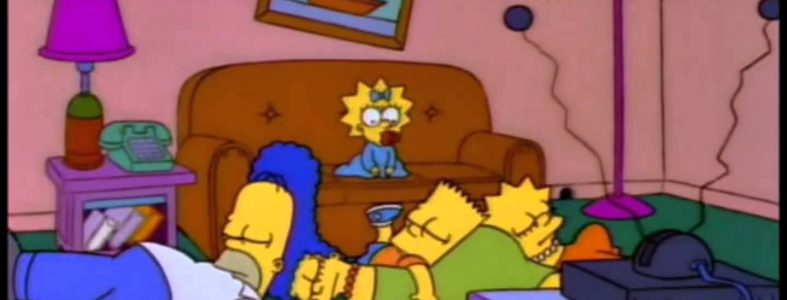 Simpsons Couch Gags