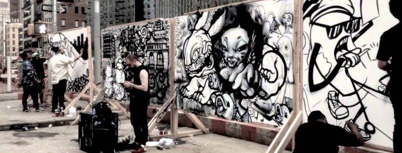 Secret Walls NYC ( 3 vs 3 )