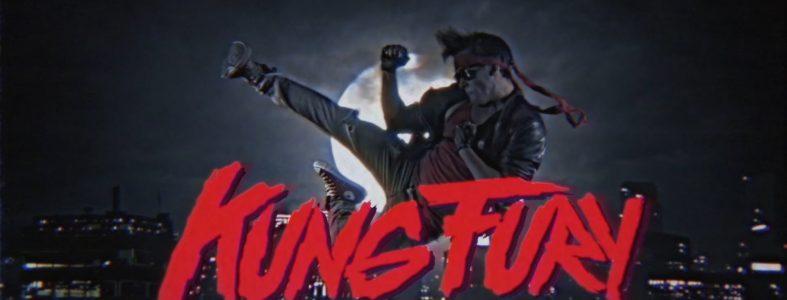 [Short Film] Kung Fury