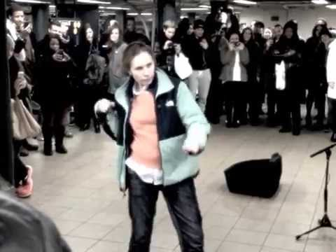 Subway Series: The Dancer