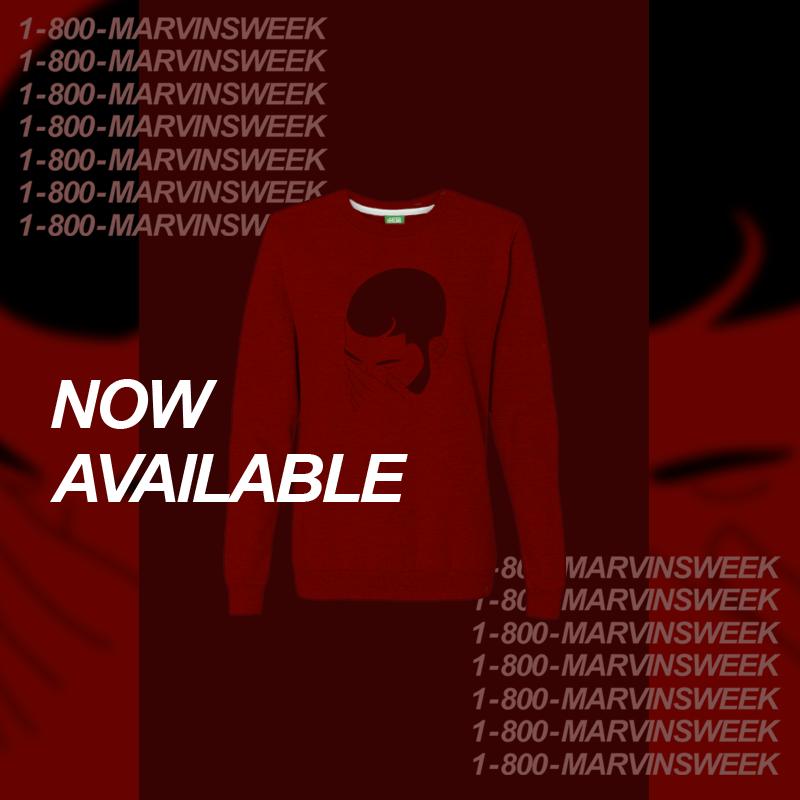 Marvin's Week Crewneck Marvin's Room